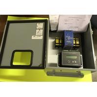 TE Thermoelectric Temp Controller TC-48-20, W/ Cooper B- line Enclosure LR78446 & Extras