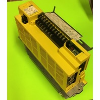 Fanuc A06B-6089-H105 AC Servo Unit Amplifier B-65192 Alpha Series