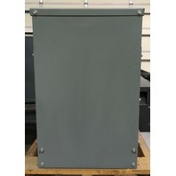 Square D Sorgel 30T3H, 30 KVA Transformer 480 primary 208Y/120 Secondary, 3 Phase
