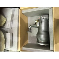 Agilent Varian VHS-6 Water Cooled Diffusion Pump ASA 6, 11 in OD, Std Cold Cap, 120V 2200W, 85826301