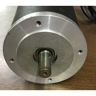 BALDOR Motor, Cat No. 92B645730000. HP 1/3, RPM 1900, Volts 90, Amps 3.5, Frame D71C