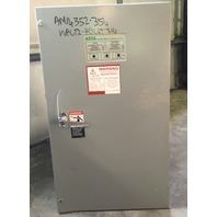 ASCO Automatic Transfer Switch, Series 300, 70 Amp, 480 V, 60 Hz, 3 Phase, N0. A3003791C