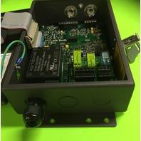 STI, LIGHT CURTAIN CONTROLLER, 70160-1001, MODEL LCM-100, INPUT 100-240VAC, 30VA