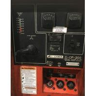 Canox 200 AMP, welder and wire feeder C-CP-200