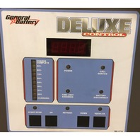 General Battery MX3-18-865 Deluxe Battery Charger 208/240/480 AC Volts