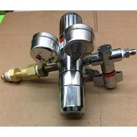 Linde Redline Cylinder Regulator CB 200/2 14E-25
