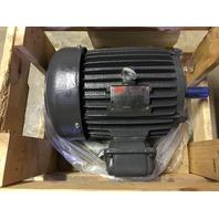 Dayton 2MXU7 Industrial Motor  5 hp 208-230/460 1745rpm