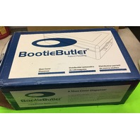 BootieButler shoe cover dispenser
