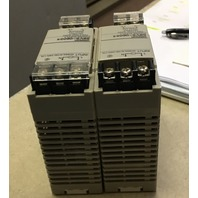 Lot of 2 Omron S8VS-06024 Power supply
