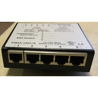 Contemporary Controls EIBA5-100T/R Ethernet Switch