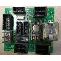 Fanuc RJ3 Emergency stop PC board A20B-1007-0440