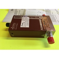 MKS Device Net Mass-Flow Controller 1179A22CR16V20