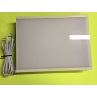 Desk Top Light box 9.5x 12.5 in. 110V,  #2186