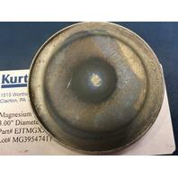 Kurt J. Lesker Magnesium Target, Mg, 99.95% Pure EJTMGXX353A2