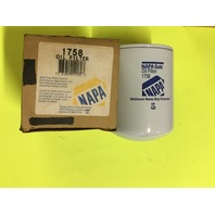NAPA oil filter 1758/ In Box