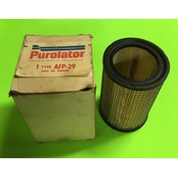 PUROLATOR 1 Type AFP-29,  Vintage Filters/ In box