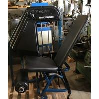 Nautilus Leg Extensions Machine