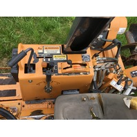 2004 Case 560 Hydra Borer Trencher with D125 backhoe and Quad attachment