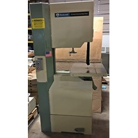 "Rockwell  20"" Vertical 2 Speed Wood Cutting Bandsaw 2HP"
