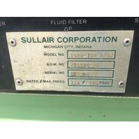 Sullair 16BS-75H Rotary Screw Air Compressor 75HP  375 CFM