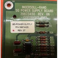 Ingersoll Rand 39873450 Rev 06 Power Supply Board