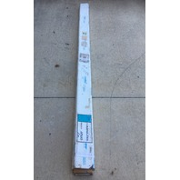 "2 pcs.-Thomson Steel Alloy, Quick Slide rails, 94 1/2"" long / In Box, AT25A2L2400"