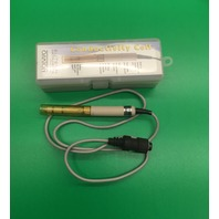 Oakton Conductivity Cell, with Stainless Steel Sensor, K = 1.0, For Conductivity/TDS Meter