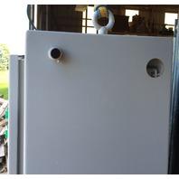 HOFFMAN 67x23x73 Dual Door/ Industrial Control Panel Enclosure/ A72XM6618FTC