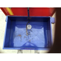 Zep Dyna Cleaning II Parts washing system, Model 906101, Volts 120 VAC/60 Hz, Ampere 1.1