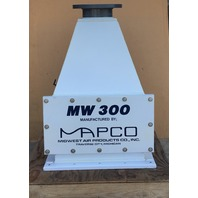 MAPCO MW-300 vertical (counter-current flow). / Midwest Air Product