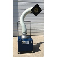 SAS, Portable Floor Sentry Air System/ Dust & Fume collector/ SS-400-CFP