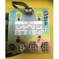 YASKAWA CPT10199 CONTROL W/JANCD-MTU01 BOARD W/ CONTACTOR