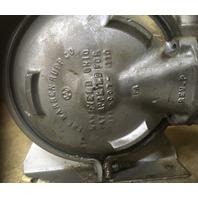 HD Sand Piper Air Powered double diaphram ball pump, Model: SB1 1/2-A