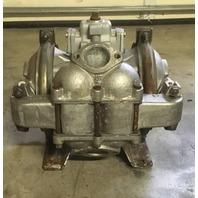 HD Sand Piper Air Powered double diaphram ball pump, Model/ SB1 1/2-A