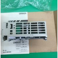 Omron AC Servo Driver Motor R88D-UP04LA/ 100-115VAC, 50W