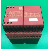 Scientific Technologies, Safety monitoring relay SR122E01