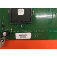 NORDSON, Pro Flo Communication Board P/N 227119B