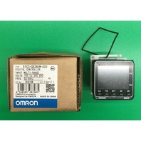 OMRON E5CC-QX3A5M-000 DIGITAL TEMP CONTROL/ New in box