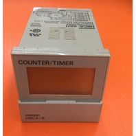 Omron H8CA-SAH/ Counter Timer/ Source 24 To 240 VAC, 50/60 Hz