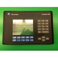 Allen Bradley Panelview 600 Front Bezel with keypad