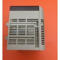 OMRON PA206-CQM1 power supply unit, Source: 100-240VAC, 50/60 Hz, 120VA