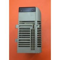 Omron CQM1-PA203 Power supply, Source 100-240VAC, 5060Hz, 60VA
