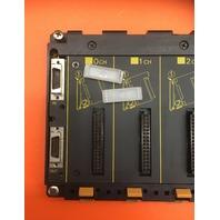 OMRON C200H-BC081-V1 CPU Base Unit
