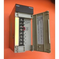 OMRON C200HW-PA204 Power Supply Unit/ Source: AC100-120/200-240V, 50/60Hz 120VA