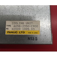 FANUC Cooling Unit A058-2350-C900/ No. N2009-1995-03