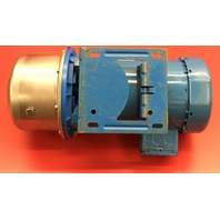 Goilds Pump, ITT, Model G&L Series LB,  Cat No. LB0712TE, W/ Emerson Motor C63CXHRG-5105