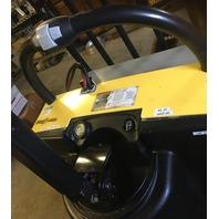 HYSTER AC 24V Elec Pallet Jack (638 Hrs), Max. Cap. (6000 lb) 6 in lift/ B60ZHD