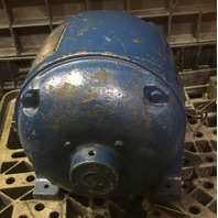 General Electric/ Tri Clad Induction Motor 5K225D2991/ 1 HP