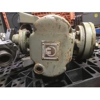 Leybold Ruvac Vacuum Pump WS 152 /Motor Specs: Emod Motor 078M-70/2 220/380V 2/1.2A 0,6kW 50Hz