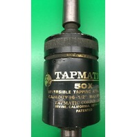 Tapmatic 50X Reversible TappingHead Attachment #6-1/2""